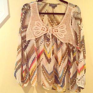 Gorgeous Umgee Tunic